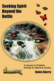 Cover of: Seeking Spirit Beyond the Bottle
