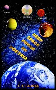 Cover of: DEEP SPACE PROBE TO POETRIA