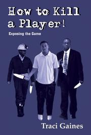 Cover of: How to Kill a Player!