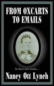 Cover of: FROM OXCARTS TO EMAILS