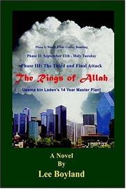 Cover of: The Rings of Allah