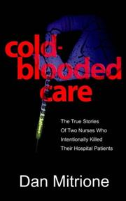 Cover of: Cold-blooded care