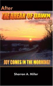 Cover of: After The Break of Dawn