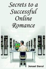 Cover of: Secrets to a Successful Online Romance