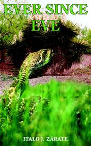 Cover of: EVER SINCE EVE