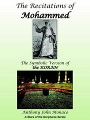 Cover of: The Recitations of Mohammed