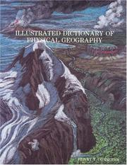 Cover of: Illustrated Dictionary of Physical Geography