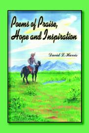 Cover of: Poems of Praise, Hope and Inspiration