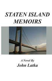Cover of: STATEN ISLAND MEMOIRS