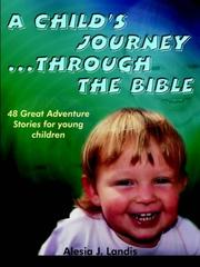 Cover of: A Child's Journey ...Through the Bible