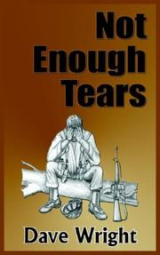 Cover of: Not Enough Tears