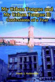 Cover of: My Urban Tongue and My Urban Tongue II