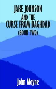 Cover of: Jake Johnson and the Curse from Baghdad (Book Two)