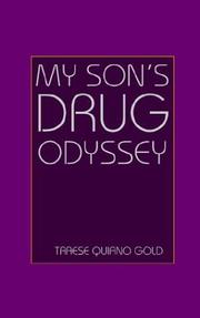 Cover of: My Son's Drug Odyssey (The Miracle Boy)
