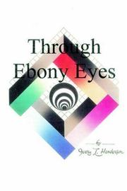 Cover of: Through Ebony Eyes