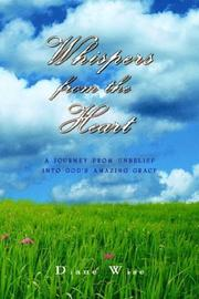 Cover of: Whispers from the Heart