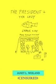 Cover of: The President & the Lady (Censured)