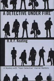 Cover of: A detective under fire