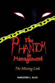 Cover of: The PHANTOM in Management