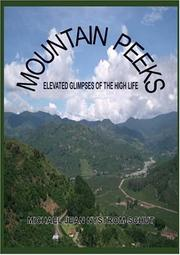 Cover of: MOUNTAIN PEEKS