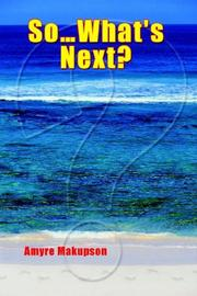 Cover of: So.What's Next?
