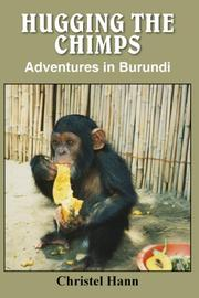 Cover of: HUGGING THE CHIMPS