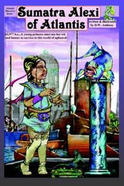 Cover of: Sumatra Alexi of Atlantis