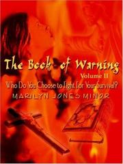 Cover of: The Book of Warning Volume II