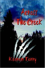 Cover of: Across The Creek