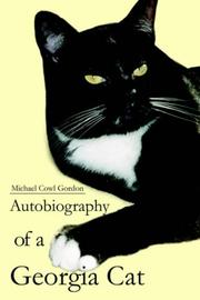 Cover of: Autobiography of a Georgia Cat