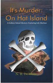 Cover of: It's Murder: On Hat Island