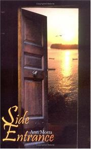 Cover of: Side Entrance