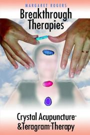 Cover of: Breakthrough Therapies | Margaret Rogers