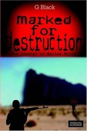 Cover of: Marked For Destruction