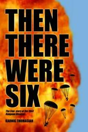 Cover of: THEN THERE WERE SIX