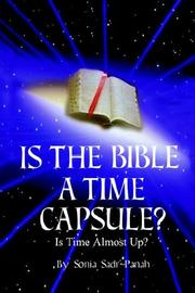 Cover of: Is the Bible a time capsule?