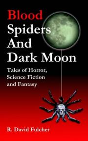 Cover of: Blood Spiders and Dark Moon