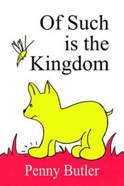 Cover of: Of Such is the Kingdom