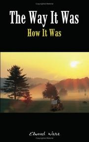 Cover of: The Way It Was