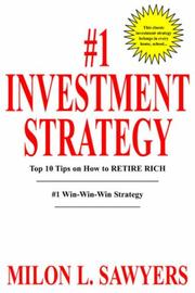 Cover of: #1 Investment Strategy