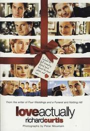 Love actually by Curtis, Richard