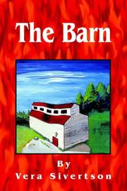 Cover of: The Barn
