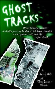 Cover of: Ghost Tracks