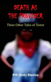 Cover of: DEATH AS THE PROVIDER