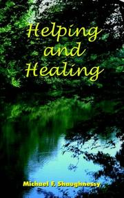 Cover of: Helping and Healing