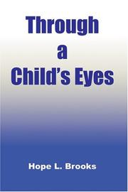 Cover of: Through a Child's Eyes