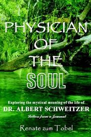 Cover of: PHYSICIAN OF THE SOUL
