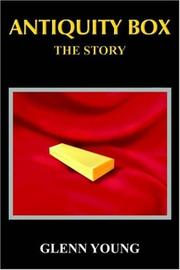Cover of: ANTIQUITY BOX