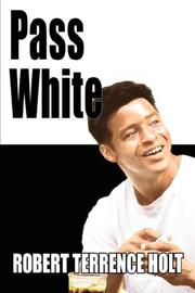 Cover of: Pass White