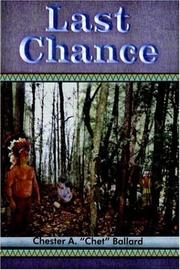 Cover of: Last Chance